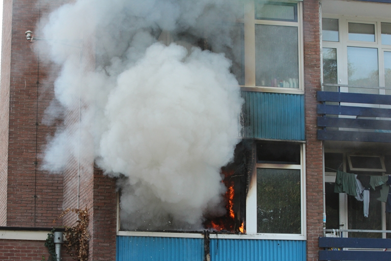 7 Brand Harinvlietstraat  27 aug 2013