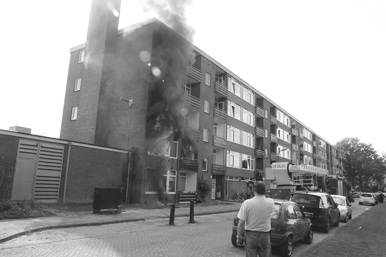 9 Brand Harinvlietstraat  27 aug 2013