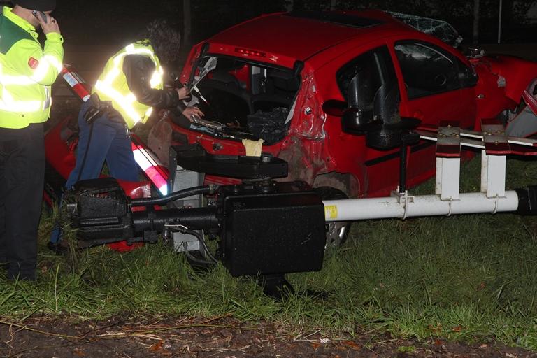 8 ongeval nieuwe dijk 26 nov 2013